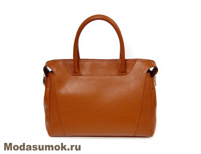 80b070d8f8d0 Сумка из натуральной кожи A.Valentino - 439 рыжая купить в Москве в ...